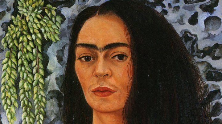 Los rostros de Frida Kahlo