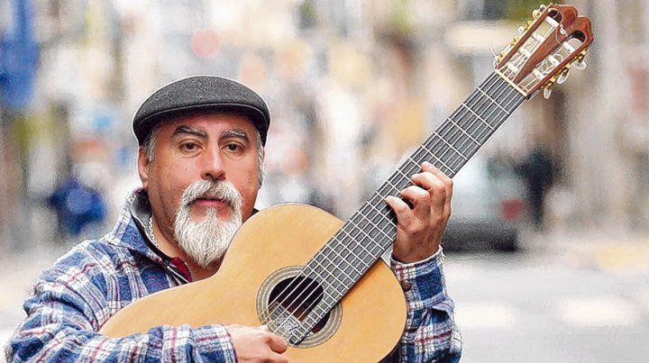 Embajador. Domínguez llevó la música argentina a Estados Unidos