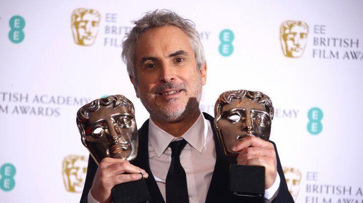 Roma sigue cosechando premios de cara a los Oscar