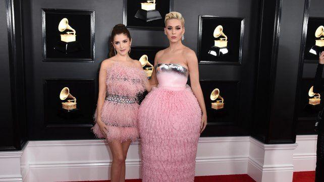 Anna Kendrick y Katy Perry.
