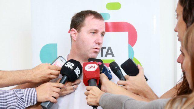 Diego Maio dio detalles del operativo del clásico y del incidente en el vestuario de Central.