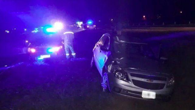 Un joven murió tras ser atropellado en la autopista a Santa Fe