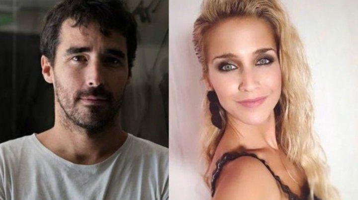 Las imágenes que confirman el romance de Soledad Fandiño y Nacho Viale