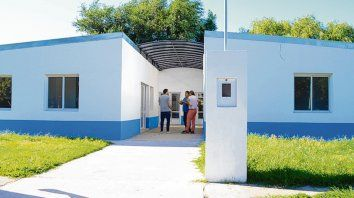 Futuro CIC. Ya casi están listas las instalaciones en Pavón Arriba.