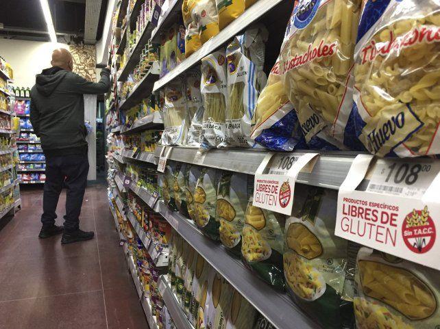 La inflación que miden los gremios fue del 2,7 por ciento en enero