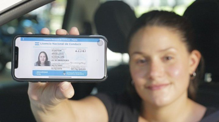 Lanzan el carné de conducir digital