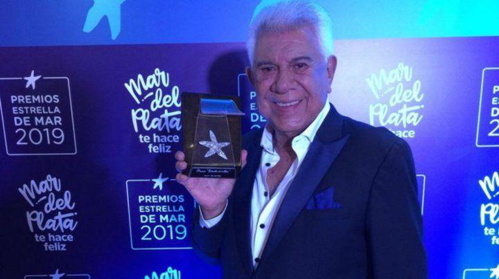 Raúl Lavié ganó el Estrella de Mar de Oro y Sugar fue la obra más premiada