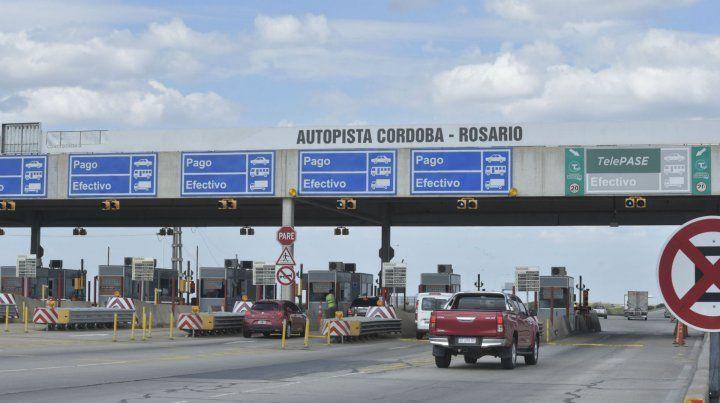 Las quejas no cesan por el estado de la autopista a Córdoba.