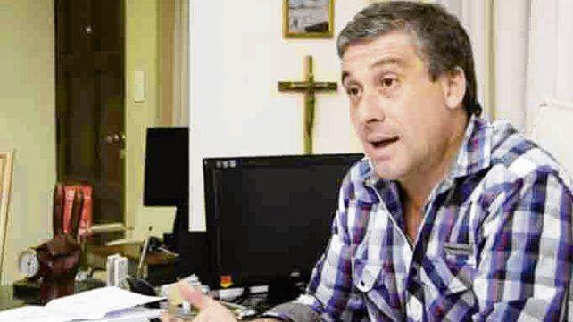 Plataforma. Pedretti dijo que la lista pondrá en valor el peso territorial.