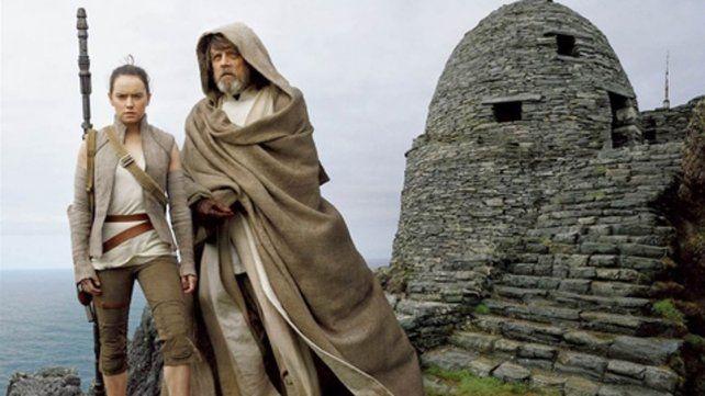 """Suceso. """"Star Wars: Los últimos Jedi"""", de 2017, fue otro éxito de la factoría Disney. <br>"""