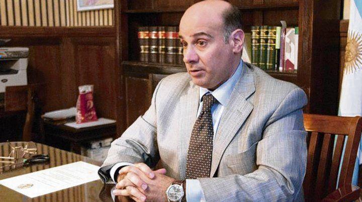 El juez. Carlos Vera Barros estuvo a cargo de la investigación.