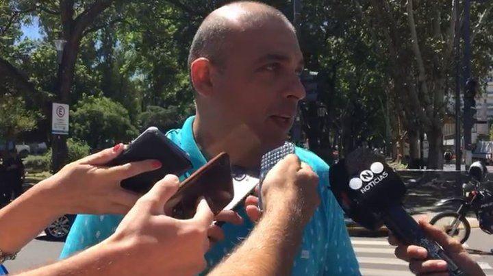 Defensa Civil garantizó que la fuga de gas en Balcarce y Rivadavia está controlada