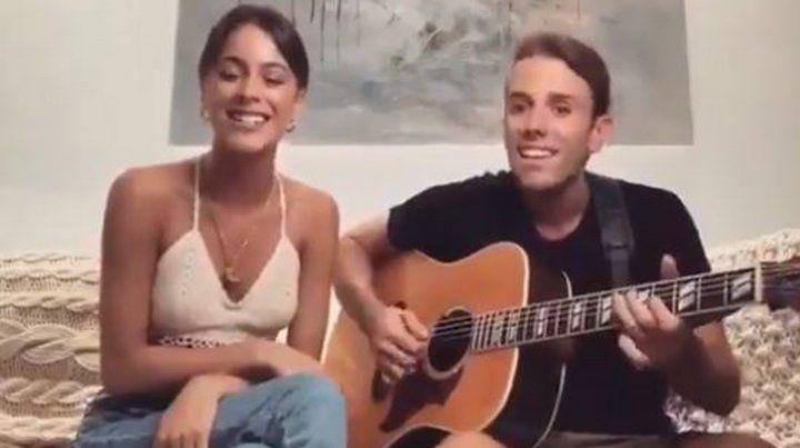 Tini lanzó una canción con los mensajes de sus haters en Instagram