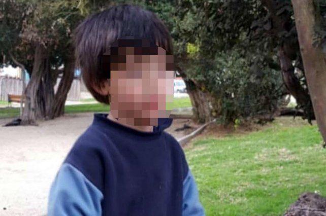 Bruno tiene 4 años y vive con su familia en La Punilla.