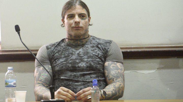 El exbarra de Newells Pera fue condenado a cinco años de prisión efectiva