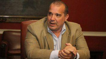 Presidente. Pese a la intervención, Julián Galdeano sigue al frente del Comité Provincial de la UCR.