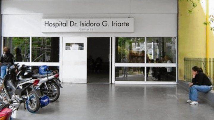 Hospital Iriarte. Graciela Coria