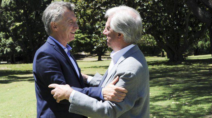 Macri y Vázquez pidieron elecciones libres y creíbles en Venezuela