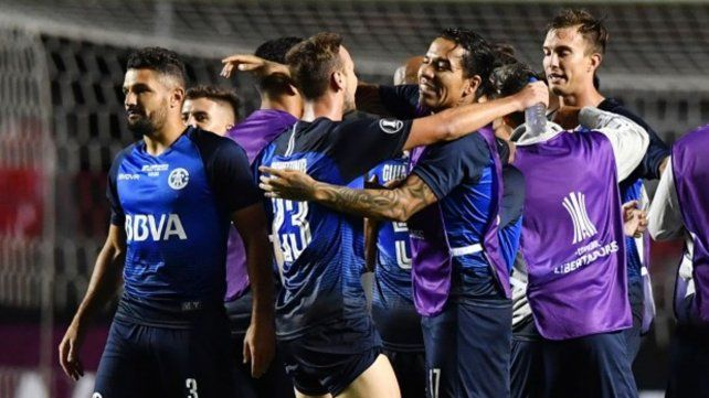 Talleres aguantó en San Pablo y lo eliminó de la Libertadores