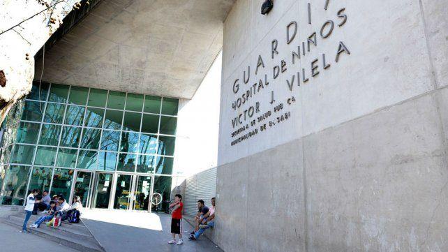 El Hospital Víctor J. Vilela