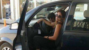 En el camino. La página de Facebook Amiga, hermana: viajamos juntas? tiene un año y es todo un éxito en la ciudad.