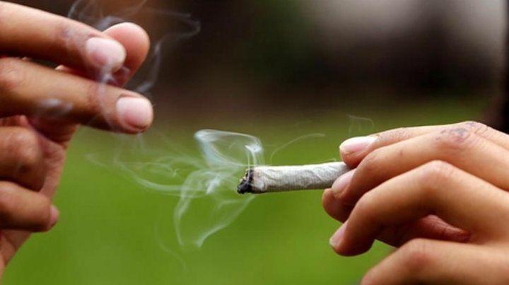 marihuana. Su consumo puede llevar a otras drogas como la heroína.