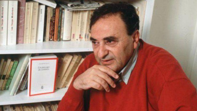 Juan José Saer fue uno de los más grandes escritores santafesinos y falleció en 2005