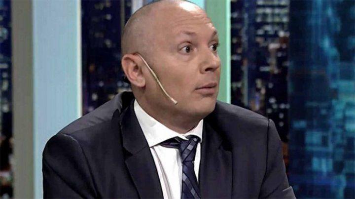 Detuvieron a Marcelo DAlessio, acusado de extorsionar a un empresario