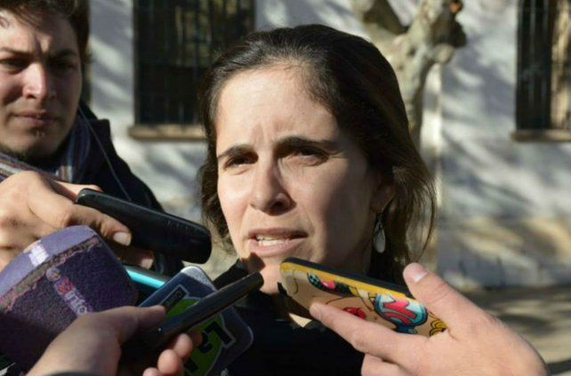 Yo acuso. La fiscal Vidal ofreció detalles sobre el operar del victimario.
