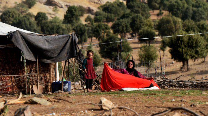 Una fotógrafa rosarina viajó a Kurdistán a reflejar la lucha de las mujeres por su libertad