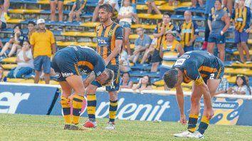 El final inesperado. Central venía de un gran partido el jueves ante River (empate 1-1) y recibía a un Tigre que camina por el precipicio del descenso. Barbieri, Bettini y Caruzzo, preocupados tras el flojo rendimiento.