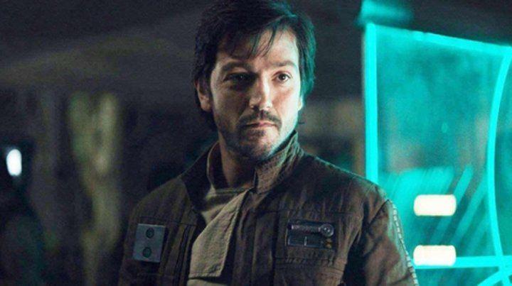Cassian Andor. El personaje interpretado por Diego Luna tendrá su serie.