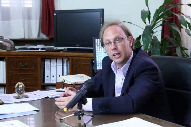 Saglione celebra el fallo de la Corte por la deuda de coparticipación de San Luis