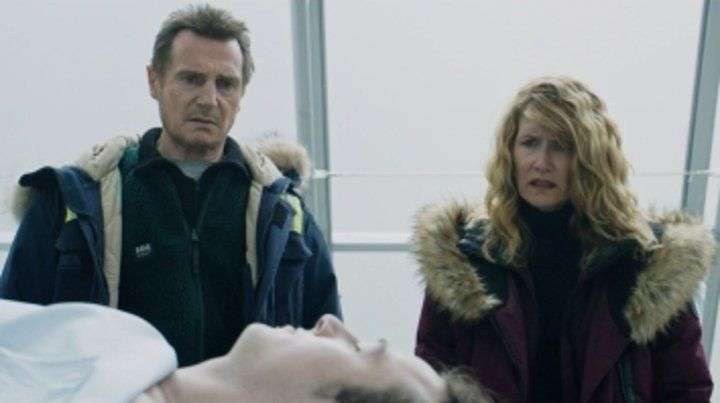 Tragedia. Nels y Grace (Dern) deben afrontar el asesinato de su hijo.