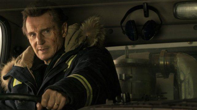 En acción. Neeson interpreta a Nels Coxman