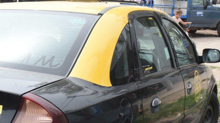 Un taxista dio positivo de cocaína y metanfetamina