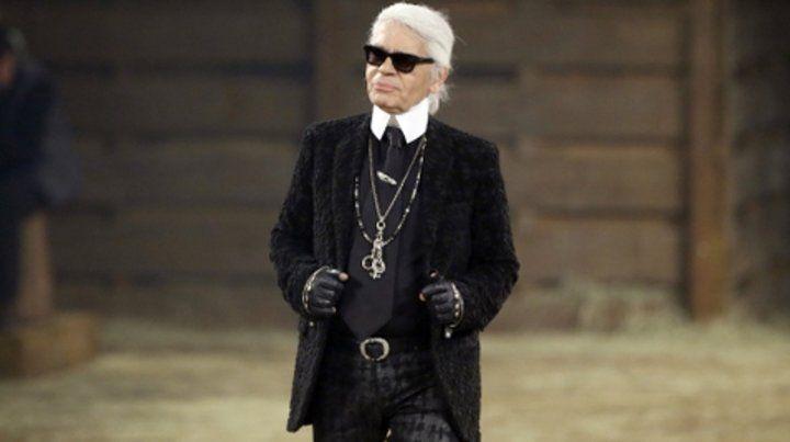 Karl Lagerfeld . Kaiser de la moda y leyenda del diseño.