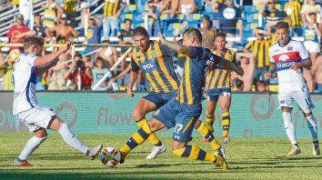 En problemas. El equipo de Bauza no despega y necesita ganar cuanto antes. Ante Tigre la pasó mal y perdió.