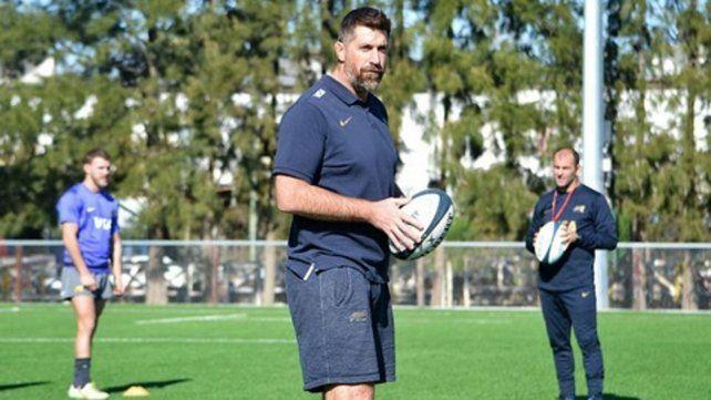 El entrenador. Fernández Lobbe trabaja en la búsqueda de un equipo que le permita seguir en lo más alto de las posiciones.