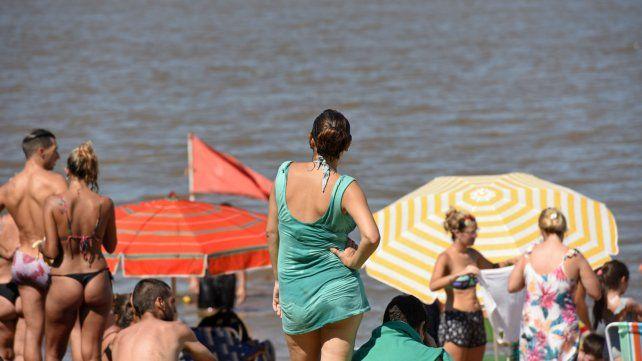 La ola de calor no da tregua este miércoles a los rosarinos