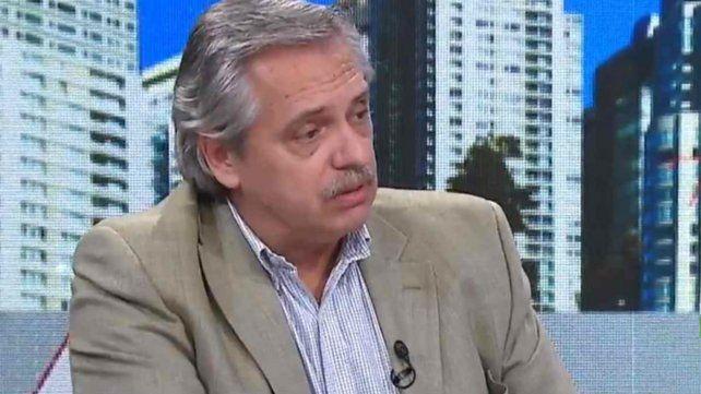 Alberto Fernández: Cristina es soberbia y antipática, pero ladrona no es