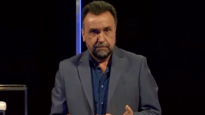 El periodista Roberto Navarro sufrió un grave accidente en la radio