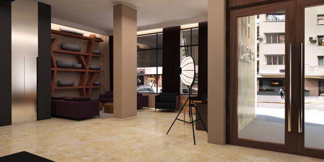Carles Hotel, un palacio boutique escondido en medio de Buenos Aires