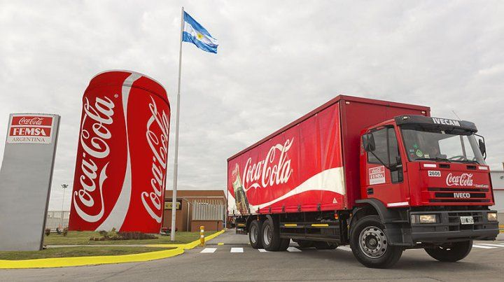 Coca Cola presentó un procedimiento preventivo de crisis