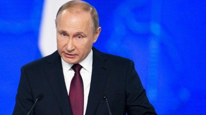 Medios rusos afirman que Putin acaba de ser padre de gemelos