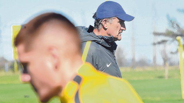 Otra oportunidad. El Colo Gil tiene muchas chances de retornar entre los titulares. Acompañaría a Ortigoza y Rinaudo en la mitad de la cancha
