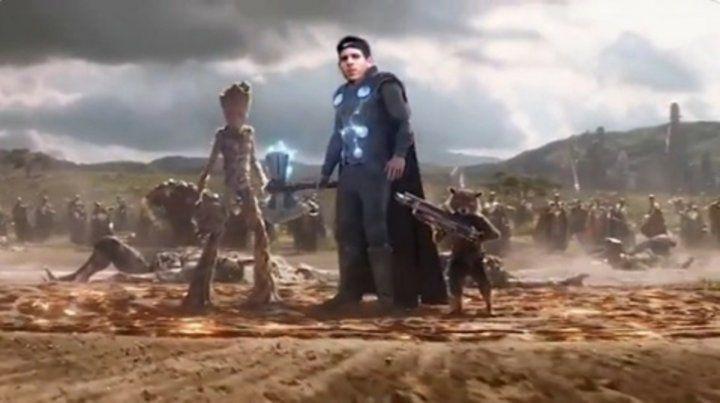 Thor, el del drive potente