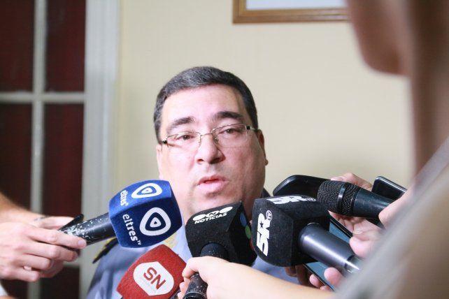 El jefe de la Policía responsabilizó a la crisis económica por el incremento de la violencia