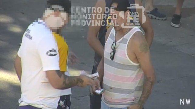 Un video muestra la venta de entradas de protocolo en el Gigante