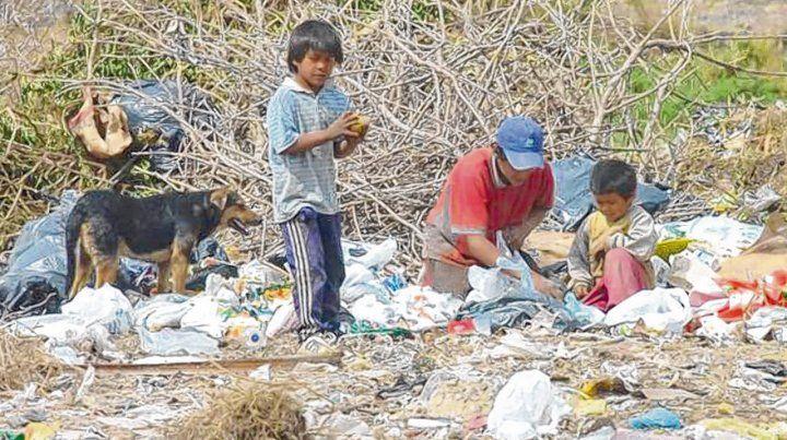 Más pobre. Un adulto necesitó en enero 8.557 pesos mensuales para no ser pobre
